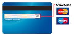 CVC code mastercard Intens Wonen